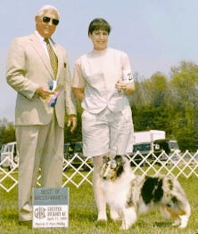 Eden BOB under Charles Trotter a Hickory KC , April 1999