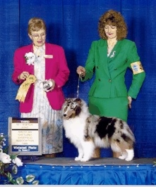 Eden 3rd in 12-18 AOAC at 1999 VA Bch National under B Keneley